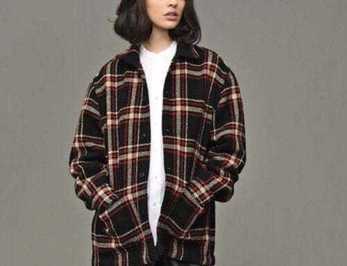 Salvatore Piccolo ladies woolen work shirt
