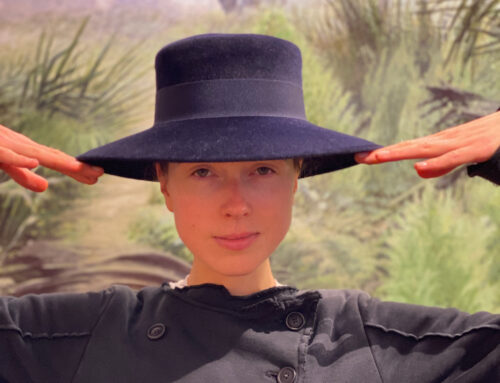 Fabienne Delvigne Damenhüte