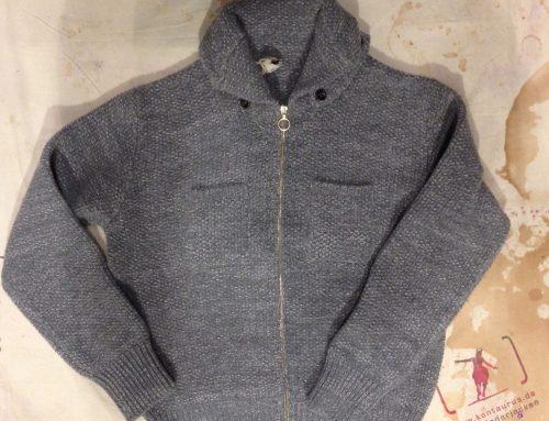 G.R.P. Pilot-jacket grey