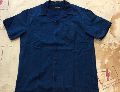 C.O.F.  camp shirt