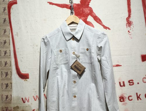 Suitcase work shirt