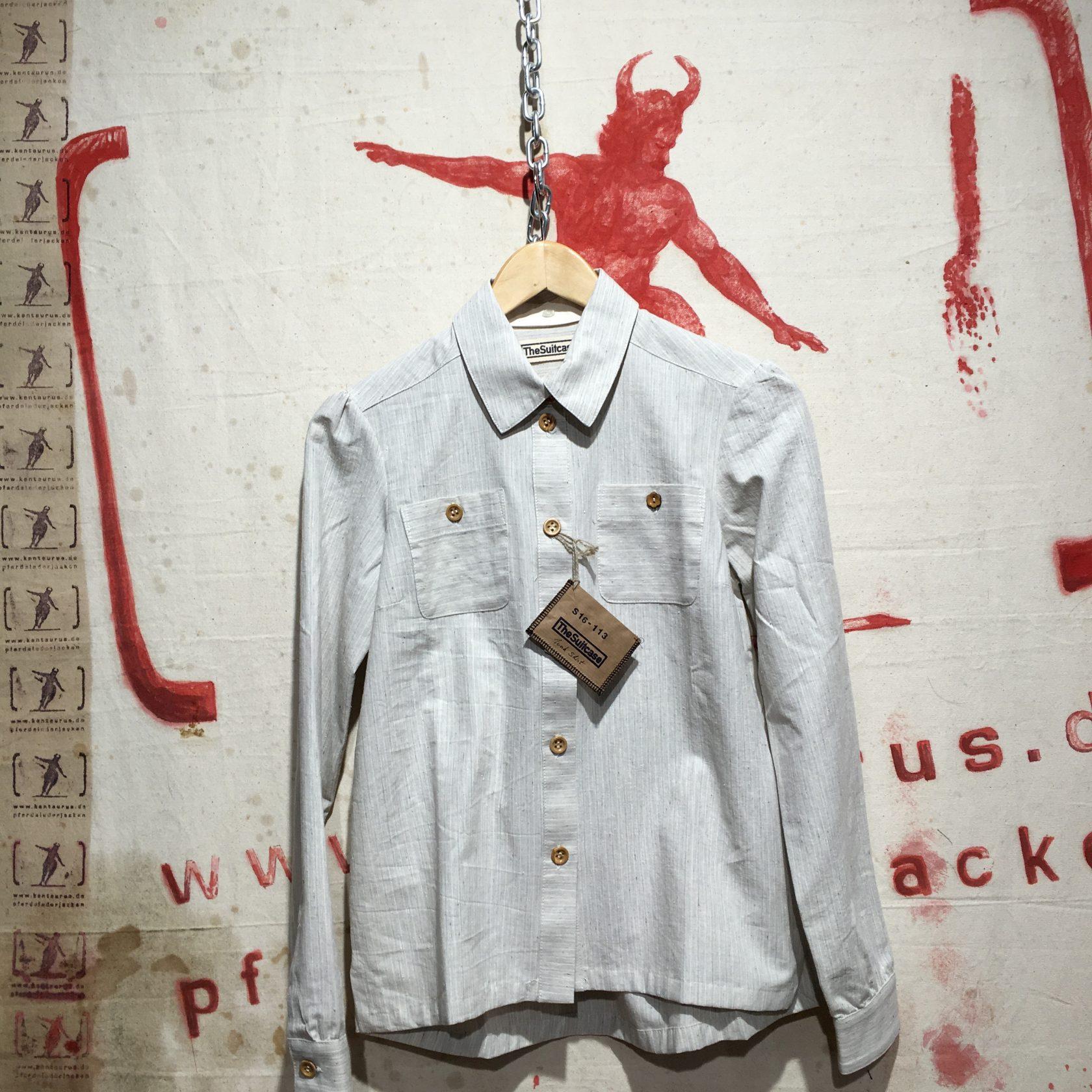 Suitcase work shirt