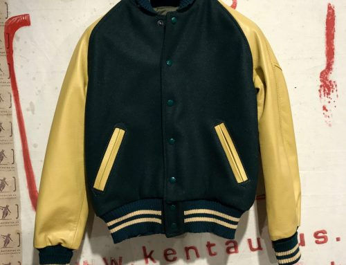 Aero, type 1940`s Letterman`s jacket