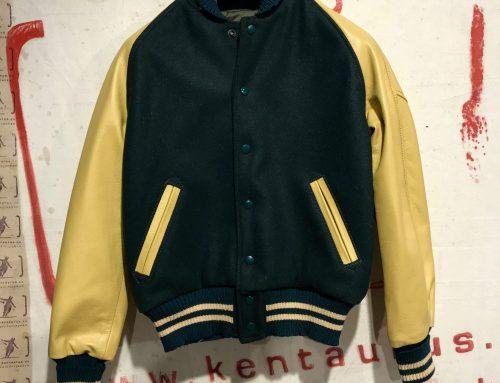 Aero, type 1940`s Letterman`s jacket