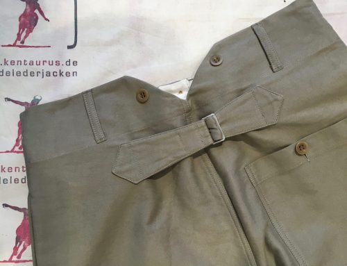 Nigel Cabourn 3 piece suit pants