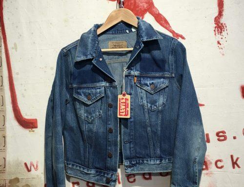 Levi`s Vintage Type III Jeans Jacket
