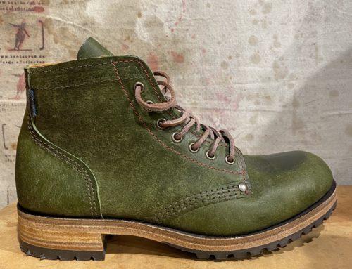 Dundas boot type 1 oliva pueblo