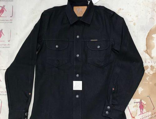 Indigofera copeland shirt black
