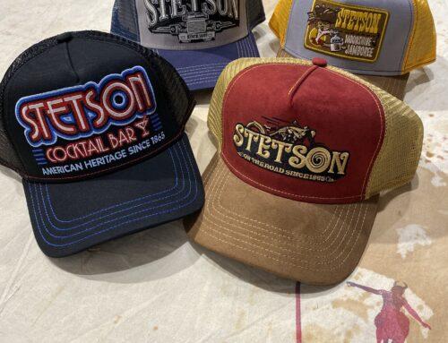 Stetson trucker caps