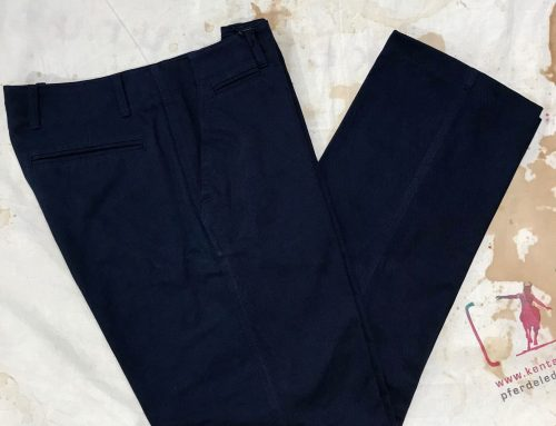 East Harbour Surplus: heron  blue chino