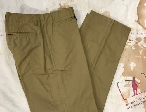 East Harbour Surplus: chino khaki Heron