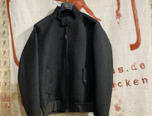 Baracuta G- 9  woolen neopren