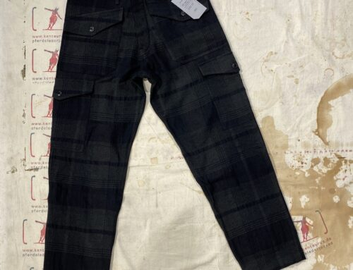First Pat-rn tactical pants military check green/black