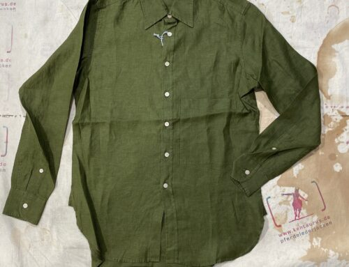 First Pat-rn winters shirt hemp olive drab