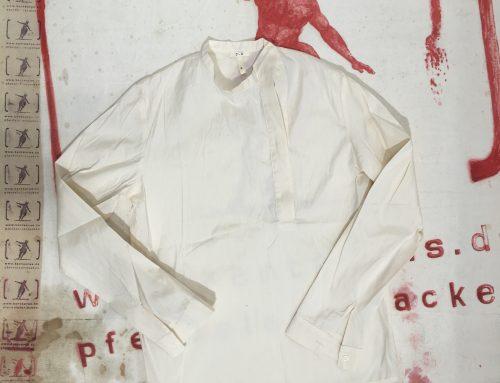 Rubashka shirt nat. white