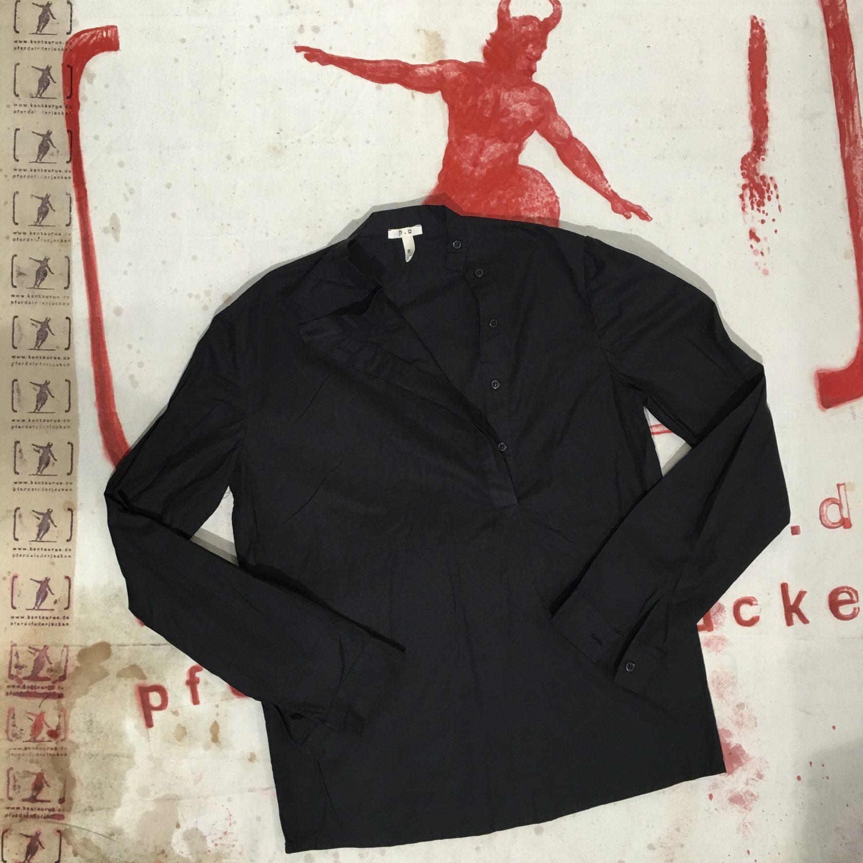 Rubashka shirt black