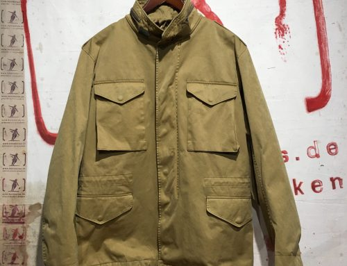 Ten C Field Jacket khaki