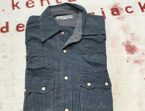 Scartilab 320SM207 Western Stripes Shirt