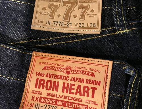 Iron Heart IH 777 several types