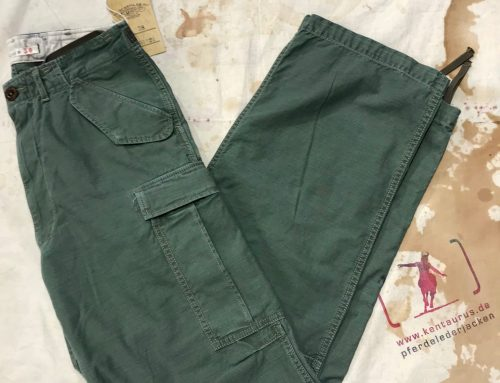 Scartilab  military cotton pant