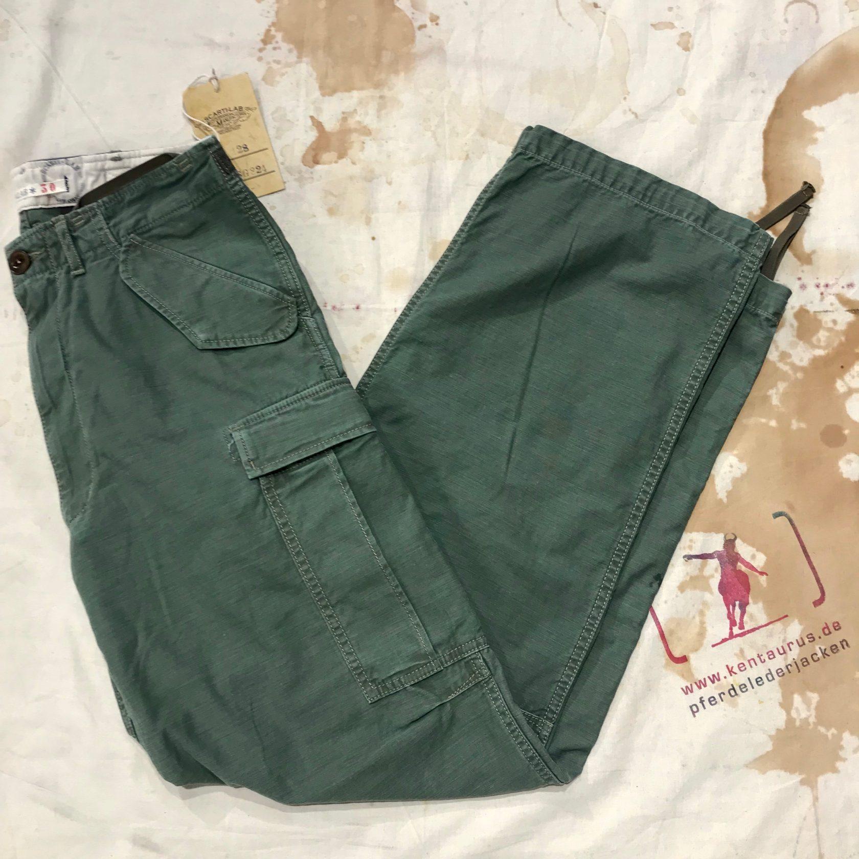 Scartilab military cotton pant