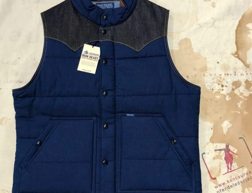 Iron Heart IHV-32 padded vest