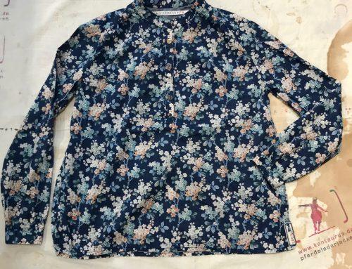 Scartilab W505SL370 Cotton Shirt Blue