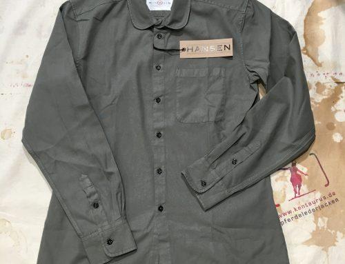 Hansen  shirt Andreas moss