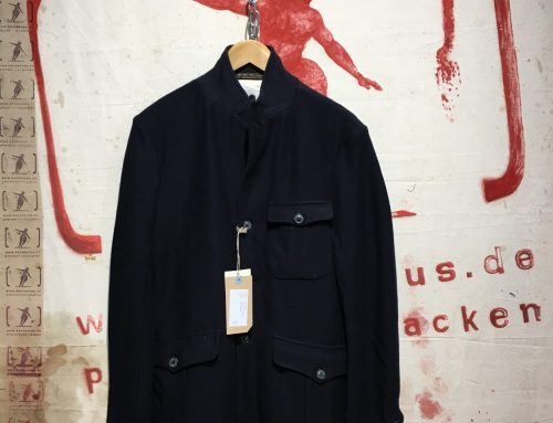 1st Pat-rn Cansiglio Jacket blue