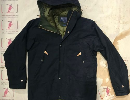 Ceccarelli mountain jacket black