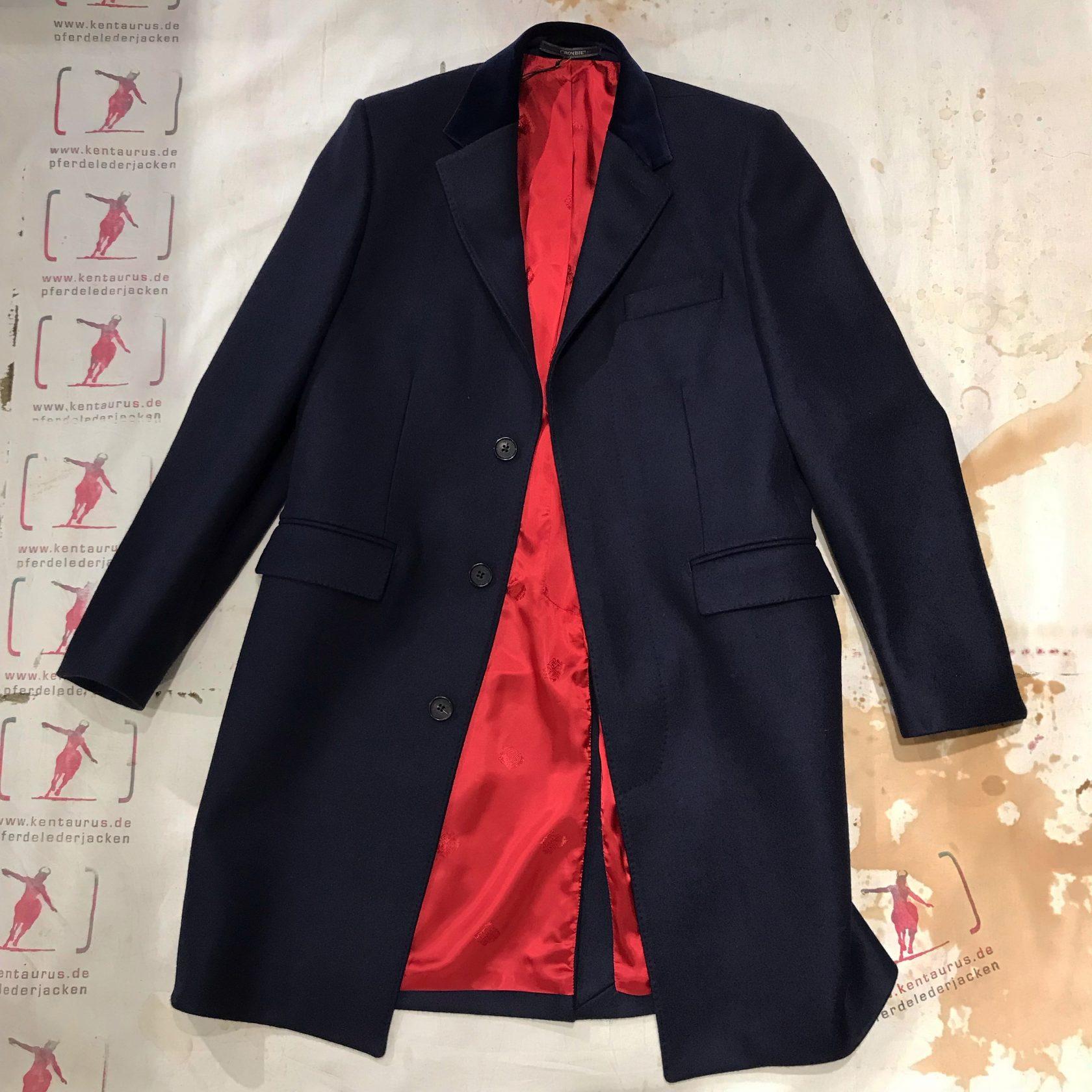 Crombie Classic Retro Coat
