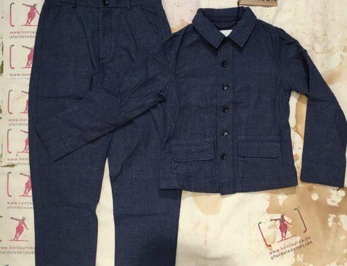 Hansen 2 work suit AW16