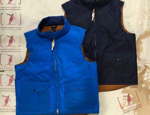 Ceccarelli AW16 goose down vests