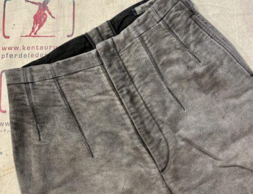 MotivMfg zetland moleskin pants grey