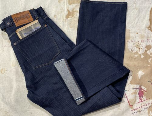Blue Blanket jeans type P35