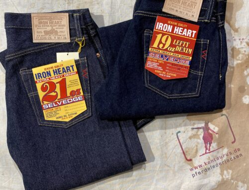 Iron Heart 634S-19L-V2 und 634S-21L