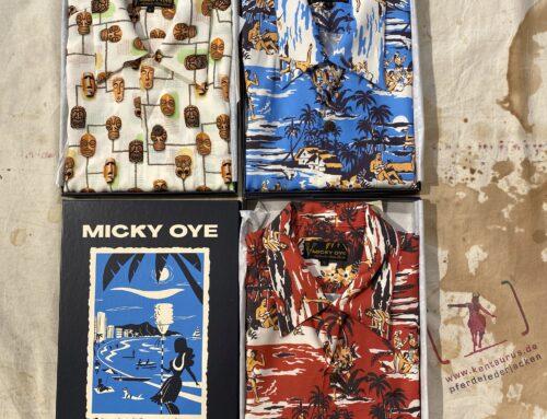 Micky Oye hawaii shirts