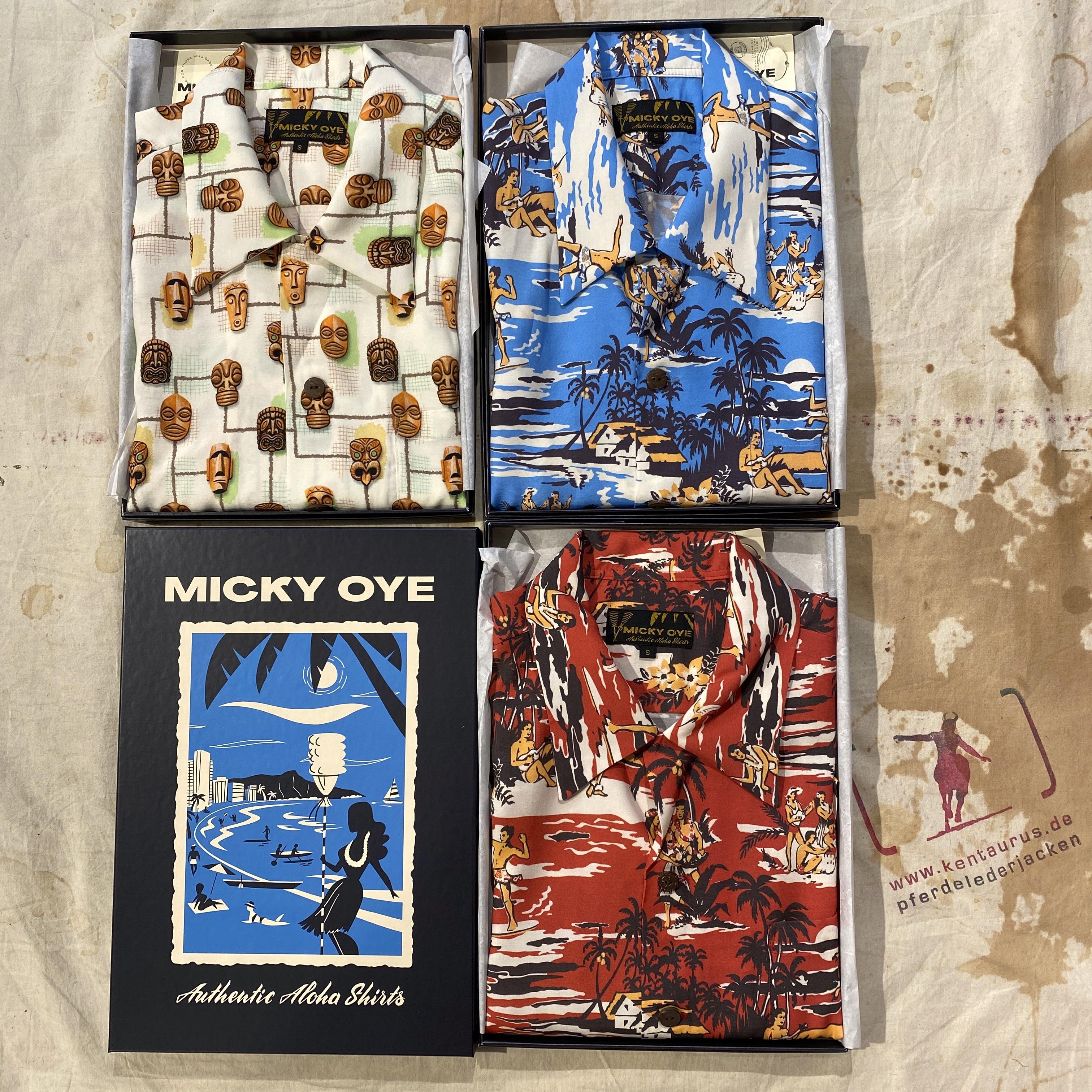 Micky Oye