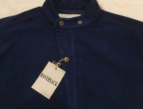 Haversack  moleskin shirt