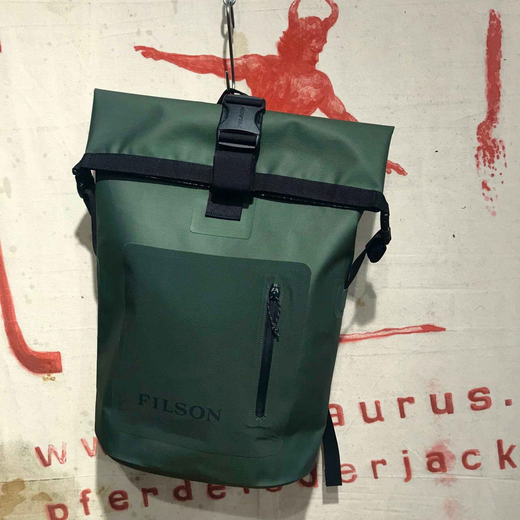 Wilson dry backpack