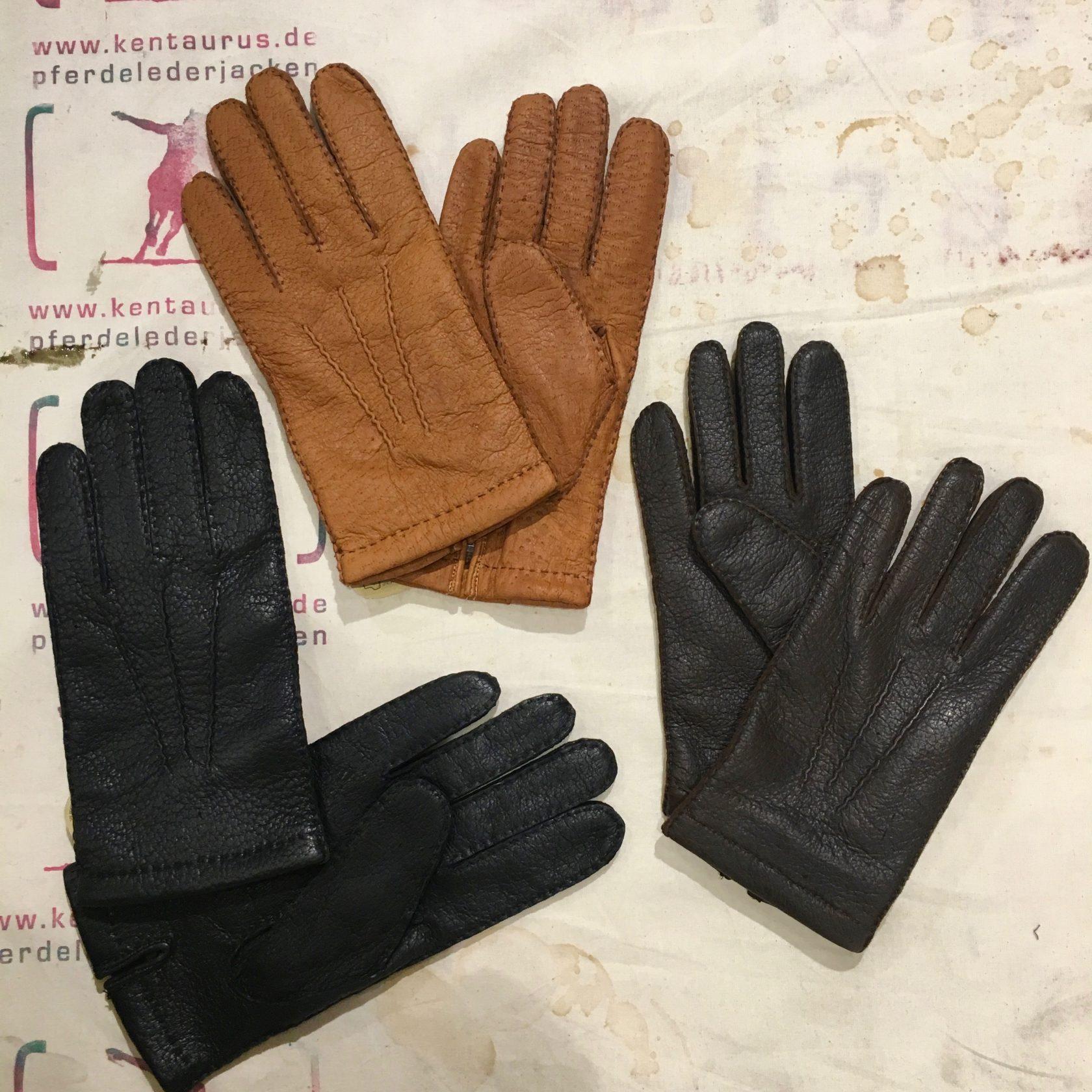 Eska Peccary Gloves