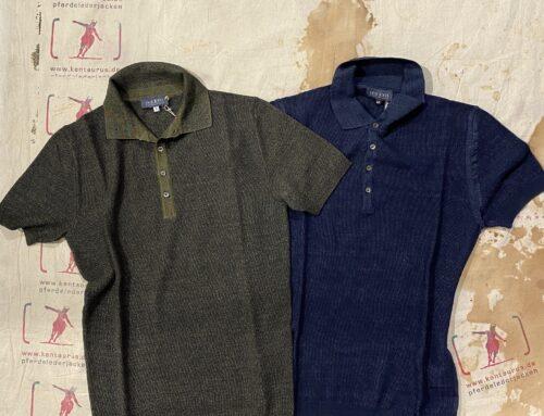 Seldom 1410950 pique poloshirt linen/cotton