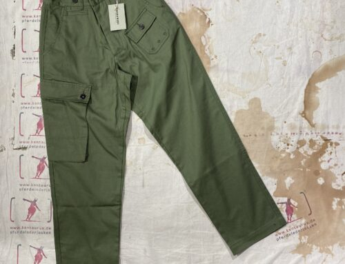 Workware combat pants taper green