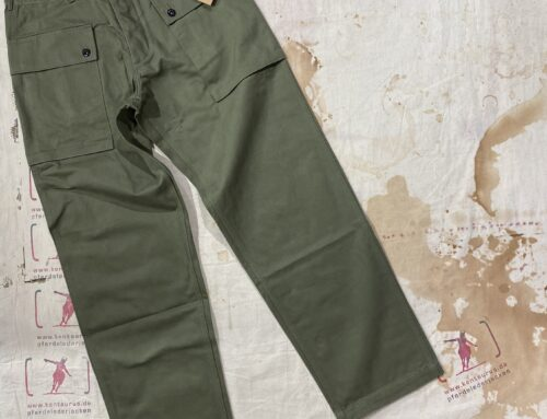 Workware p44 pant green