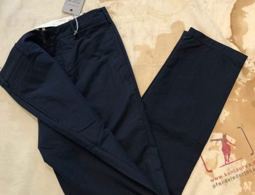 First Pat-rn yale popeline pant