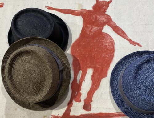 Stetson pork pie hats
