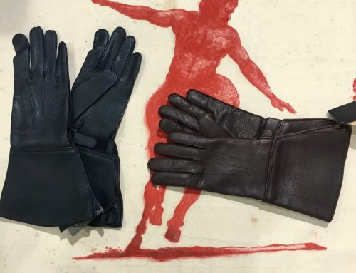 Sauso Motorcycle-Gloves Elk