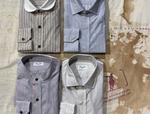 Salvatore Piccolo japanese cotton shirts
