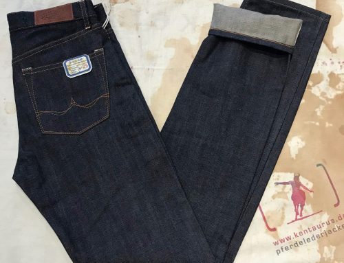 Scartilab selvedge jeans
