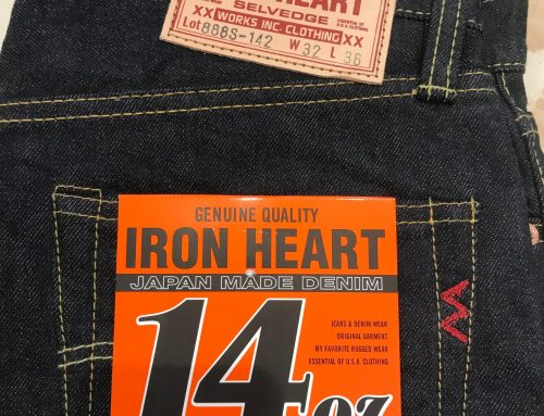 Iron Heart IH-888 142  14 oz